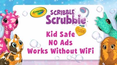 Crayola Scribble Scrubbie Pets screenshot 1