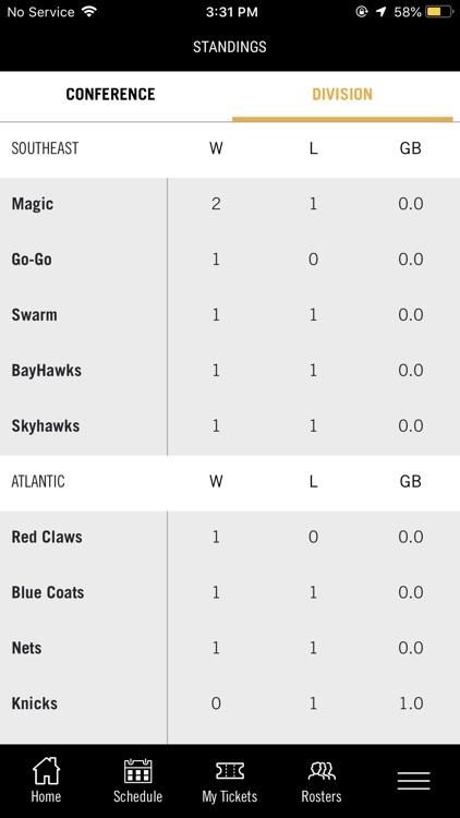 College Park Skyhawks screenshot-5
