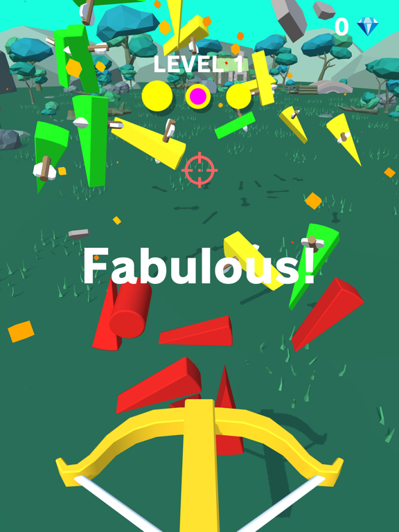 Shoot Arrow 3D screenshot 8