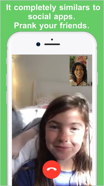 Fake Video Call-From Celebrity