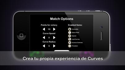 Curves GameCaptura de pantalla de5