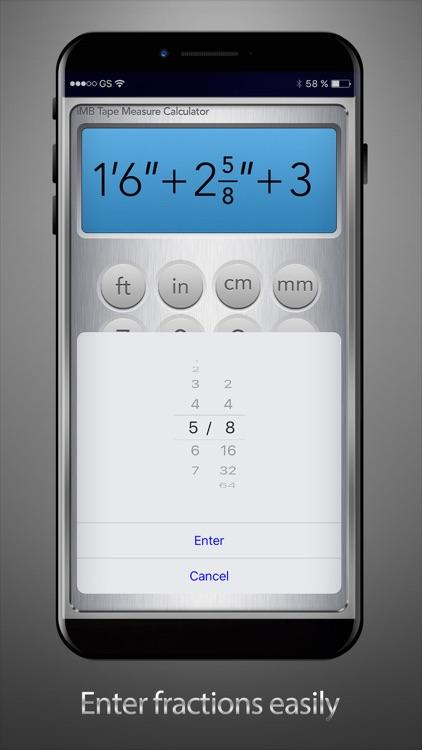 Carpenter Calculator Pro screenshot-3