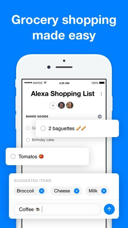 Any.do: To do list & Calendar screenshot-4