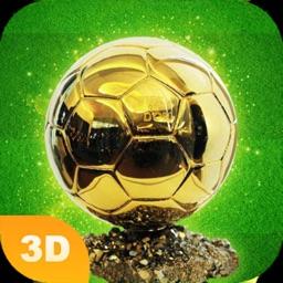 soccer - golden kick