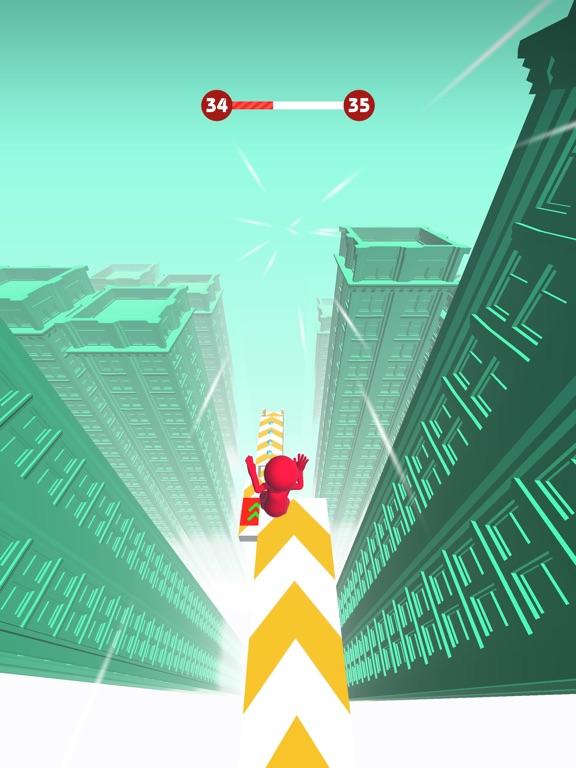 Sky Runner 3D screenshot 5