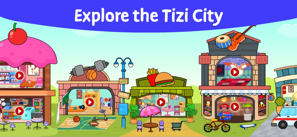 Tizi Town – My City Games Cheat Codes