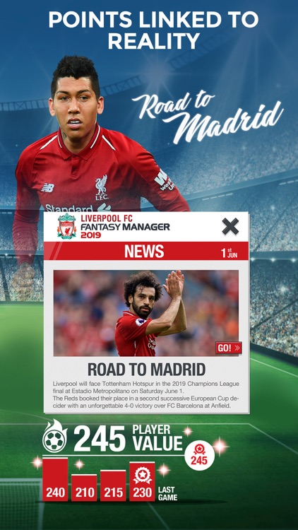 LIVERPOOL FC FANTASY MANAGER screenshot-8