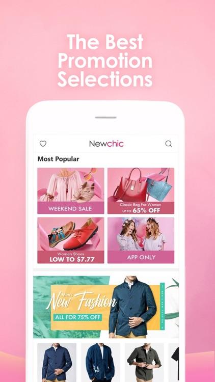 Newchic-Fashion Shopping screenshot-4