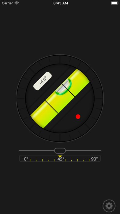 Screenshot for Level - Spirit level in Norway App Store