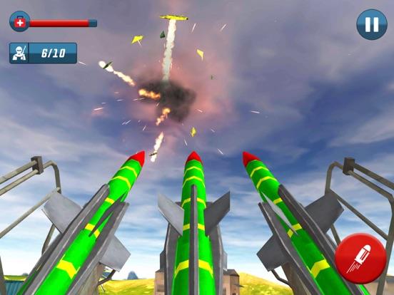 Military Missile Jet Warefare screenshot 19
