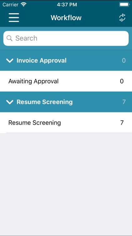 OnBase Mobile 18 for iPhone screenshot-6