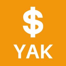 Yak: Split Bills Calculate Tip