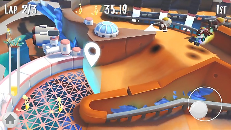 Krystal Kart AR