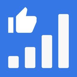 Like/Comment/Friend Analyzer