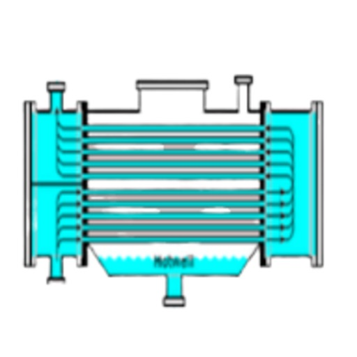 Heat Exchanger Area Pro