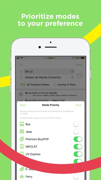Sakay.ph – Commute Directions screenshot-3