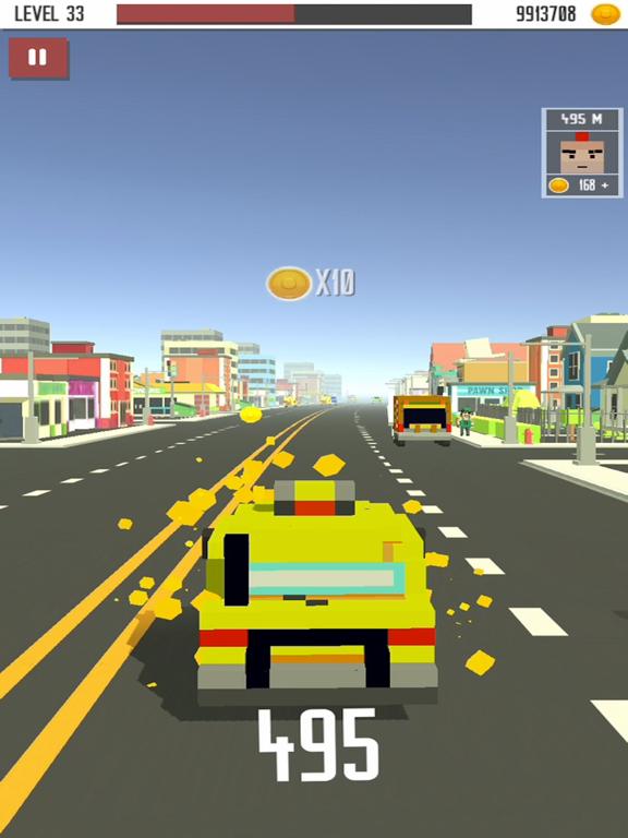Taxi Rush screenshot 7