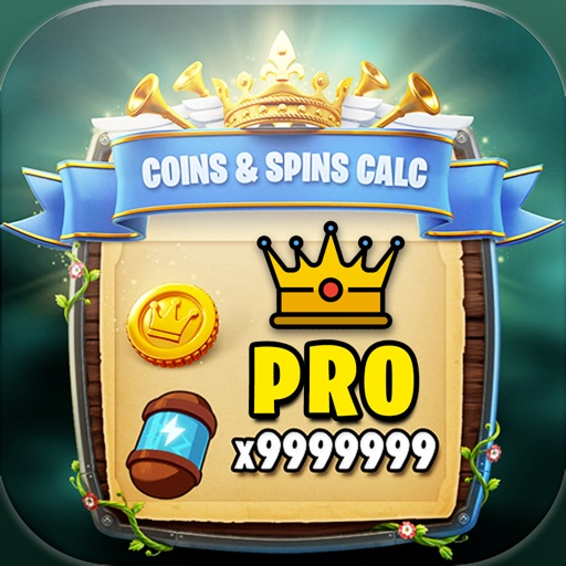 Spin and Coin Calc. Master PRO