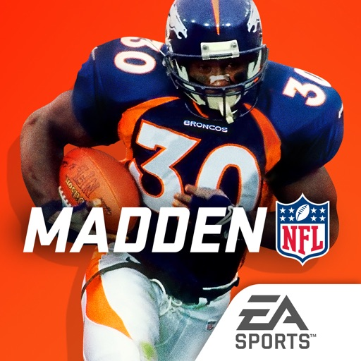 Madden NFL Overdrive Football iOS App
