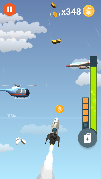 Faily Rocketman screenshot 2