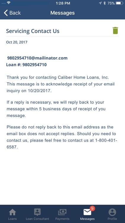 Caliber Home Loans screenshot-7