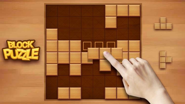 Block Puzzle Wood screenshot-7