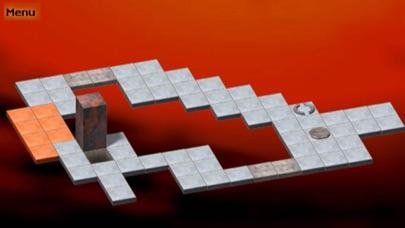 Roll Block Bloxorz HD screenshot one