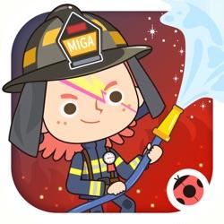 米加小镇-消防局儿童益智扮演游戏