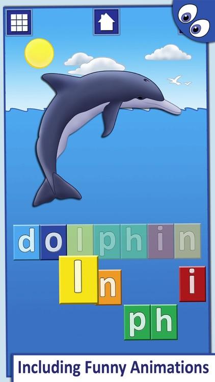 Kids Learn First Words screenshot-3