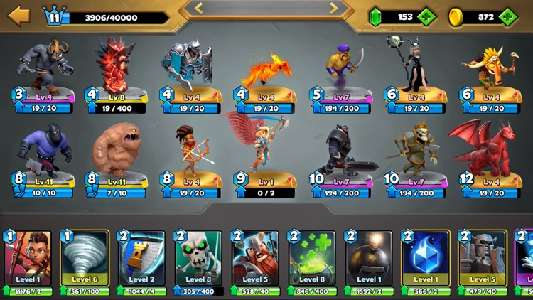 Castle Crush: Epic Card Games screenshot-5