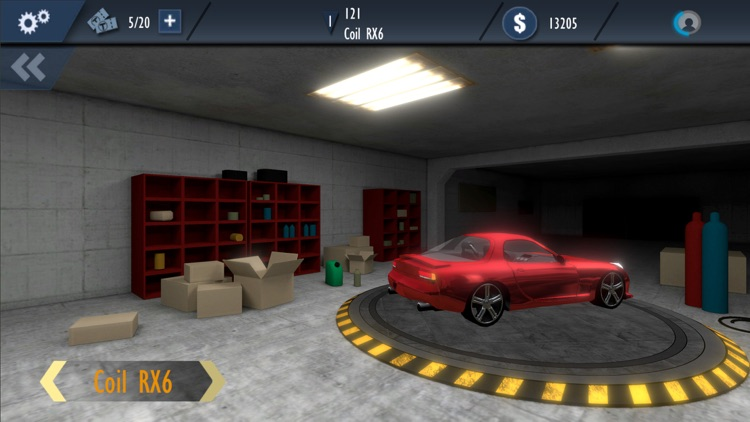 Drag racing game Nitro Rivals screenshot-8