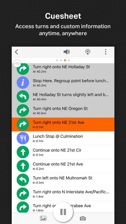 Ride with GPS - Bike Computer screenshot-6