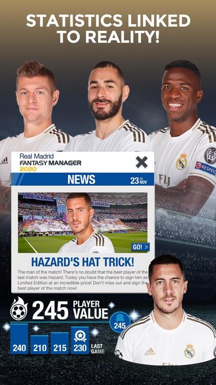 Real Madrid Fantasy Manager 20 screenshot-3