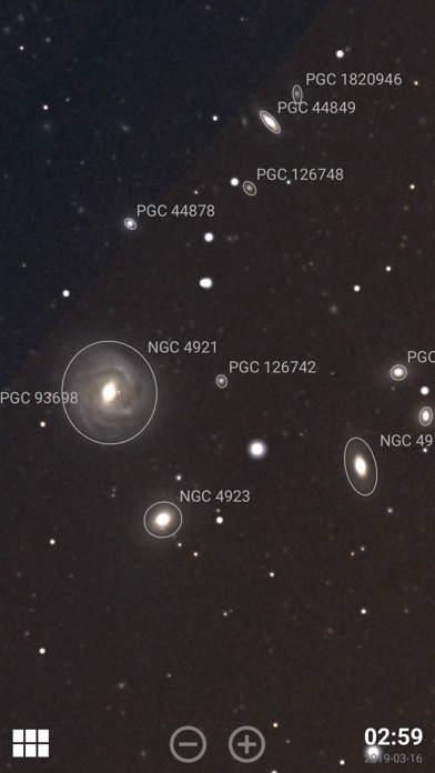 Stellarium PLUS - Star Map screenshot 7