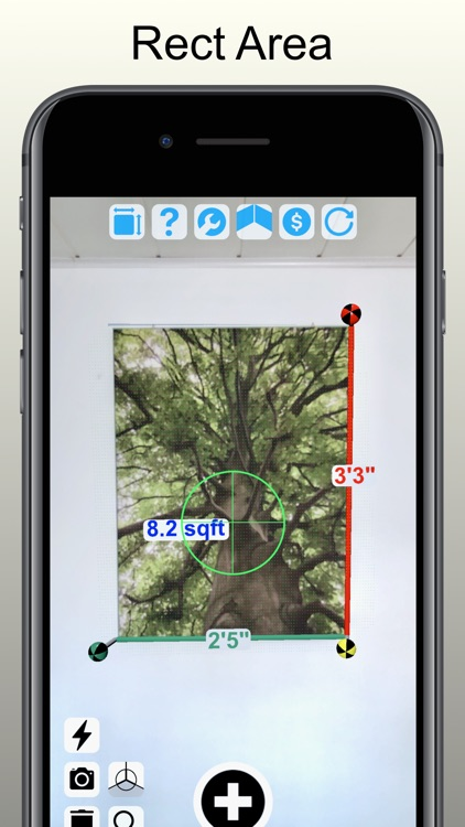 Tape Measure Camera Ruler AR screenshot-3