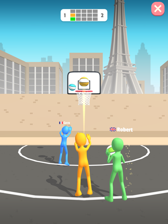 Five Hoops screenshot 6