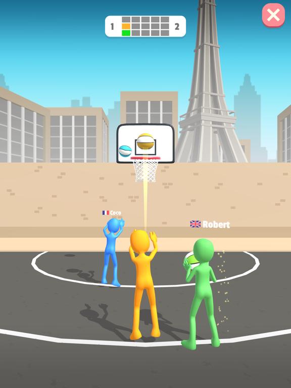 Five Hoops screenshot 1