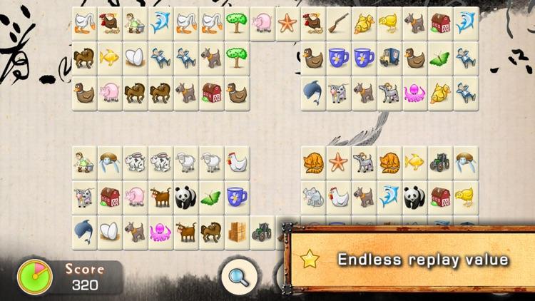 Rivers Mahjong: China screenshot-4