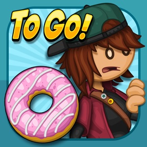 Papa's Donuteria To Go! overview, reviews and download