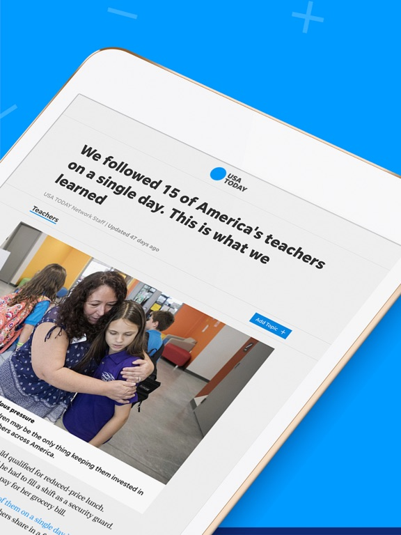 USA TODAY - News: Personalizedのおすすめ画像5