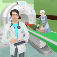 Mohsin Raza - Doctor Dream Hospital Sim Game artwork