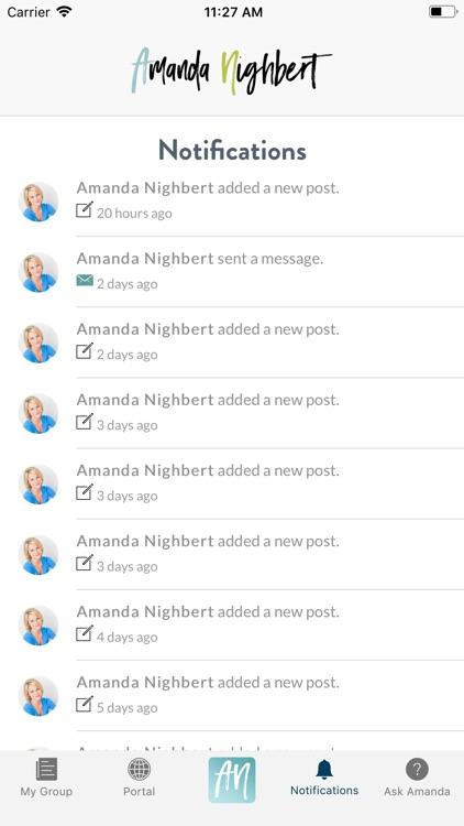 Amanda Nighbert screenshot-4