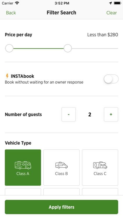 Outdoorsy - RV Rentals screenshot-6