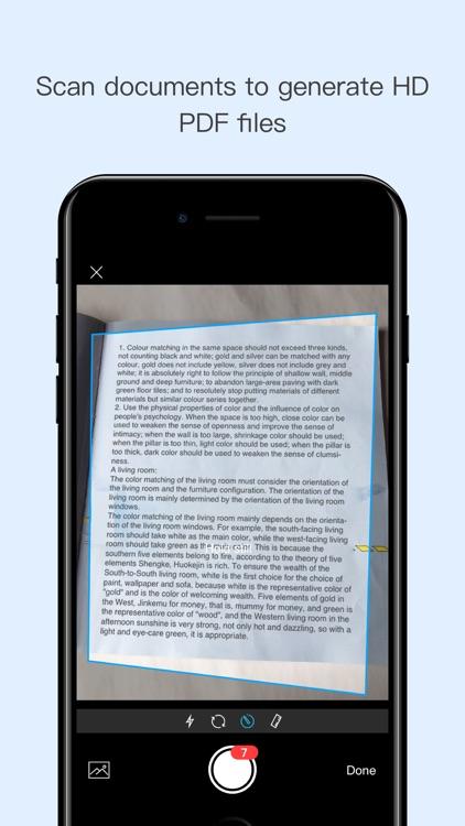 Foxit PDF Reader Mobile screenshot-4