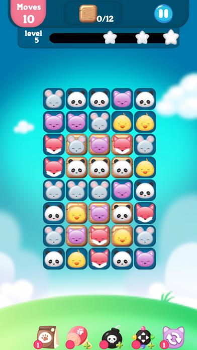 Screenshot for 动物消消乐园 - 萌宠快乐消消消 in Indonesia App Store