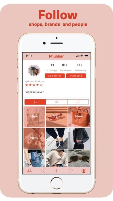 Screenshot for Phubber App in Korea App Store