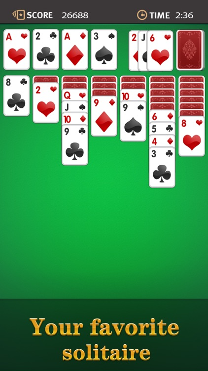 Solitaire *