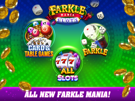 Farkle Mania - Online Multiplayer screenshot