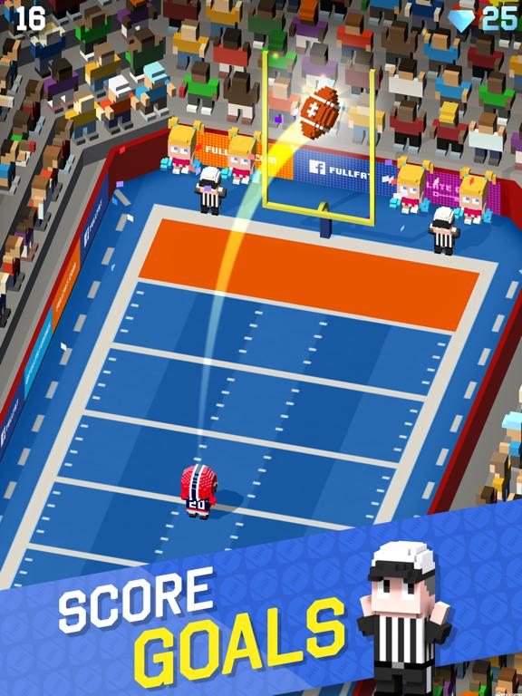 Blocky Football-ipad-1