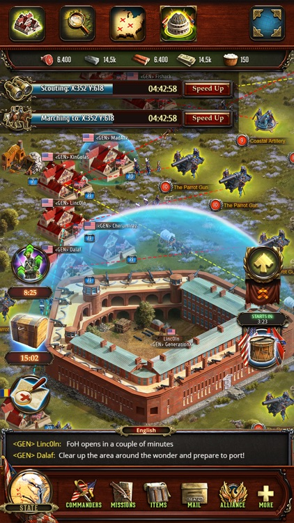 War and Peace: Civil Clash screenshot-5